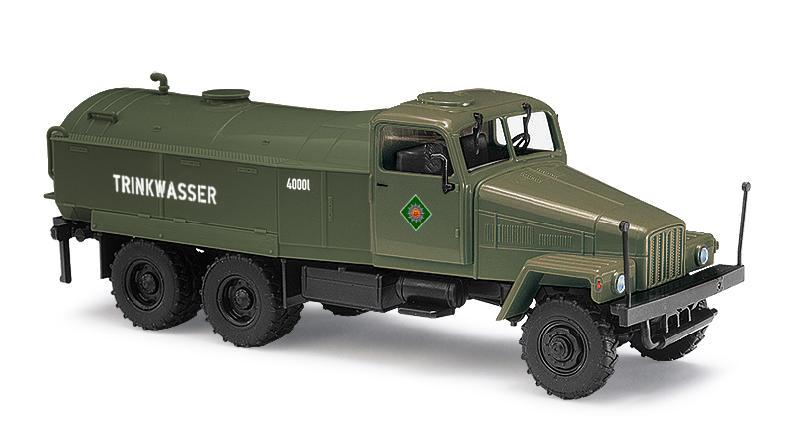 Brekina 51558 Sondermodell IFA G5 Tankwagen Bereitschaftspolizei